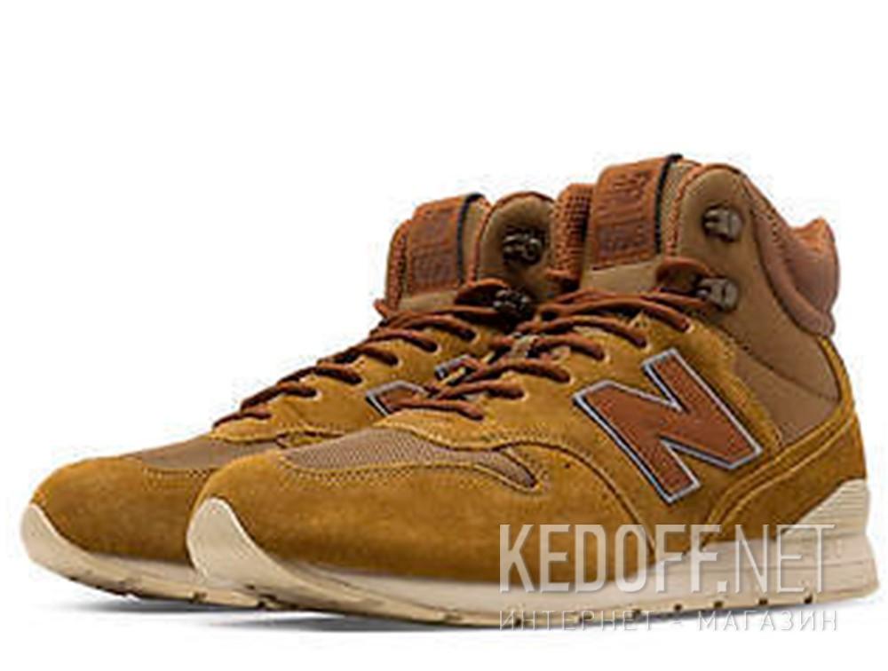 Мужские ботинки New Balance MRH996BR   купить Киев