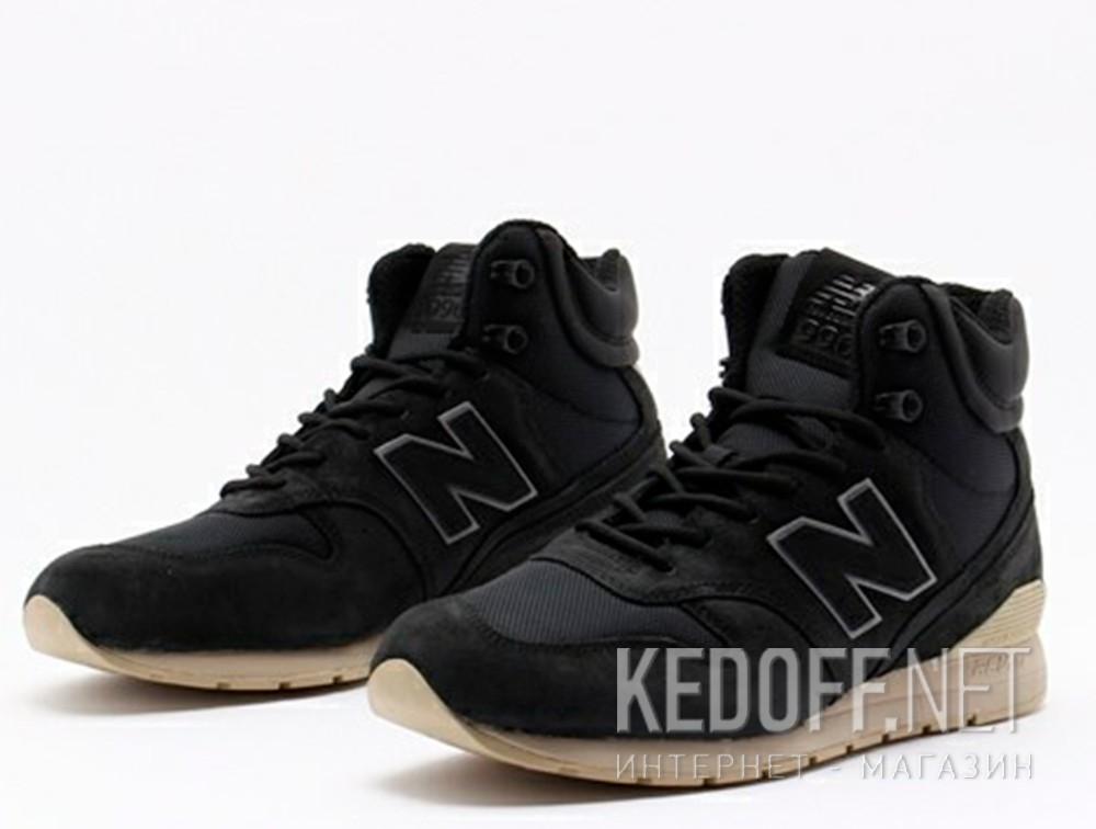 Мужские ботинки New Balance MRH996BT   описание