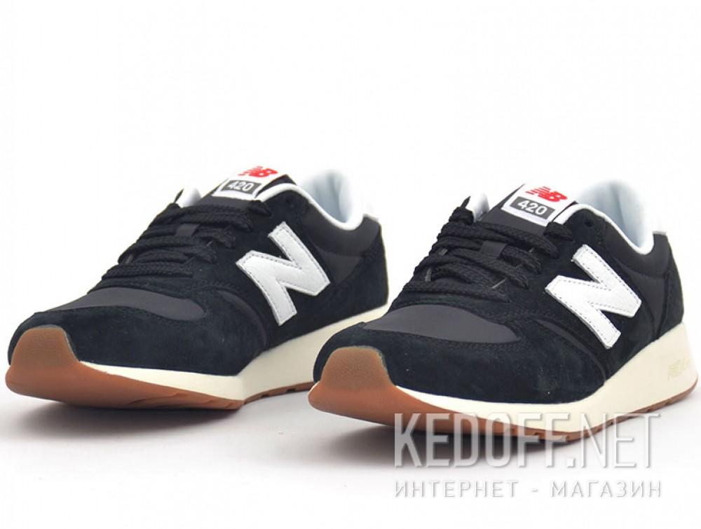 Мужская спортивная обувь New Balance MRL420SD   (чёрный) описание