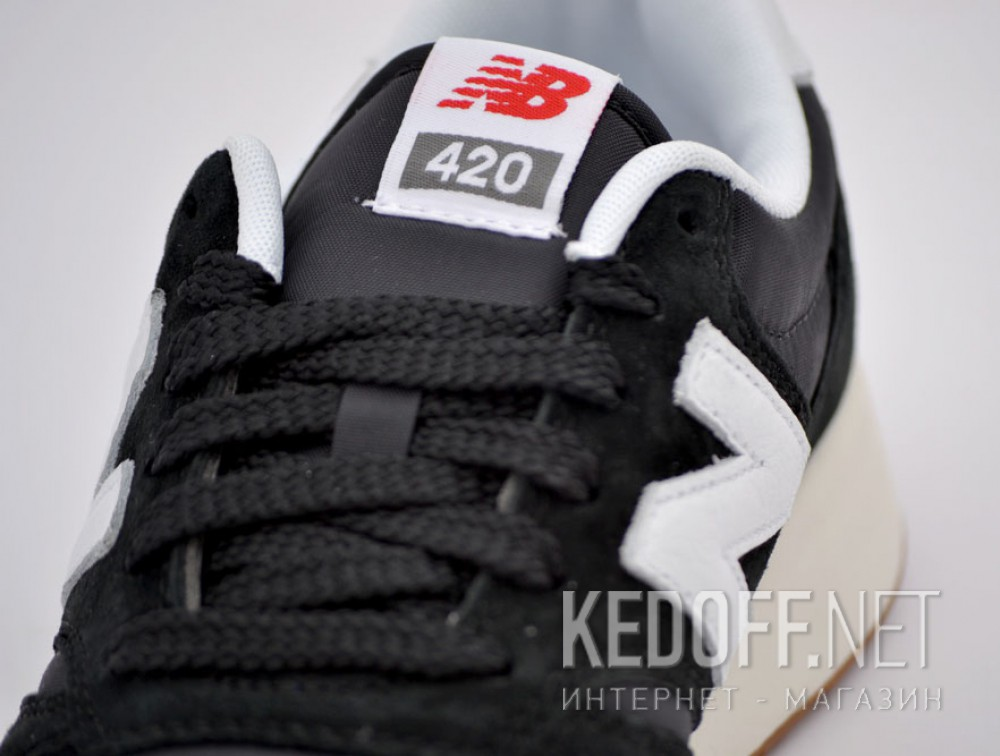 Цены на Мужская спортивная обувь New Balance MRL420SD   (чёрный)