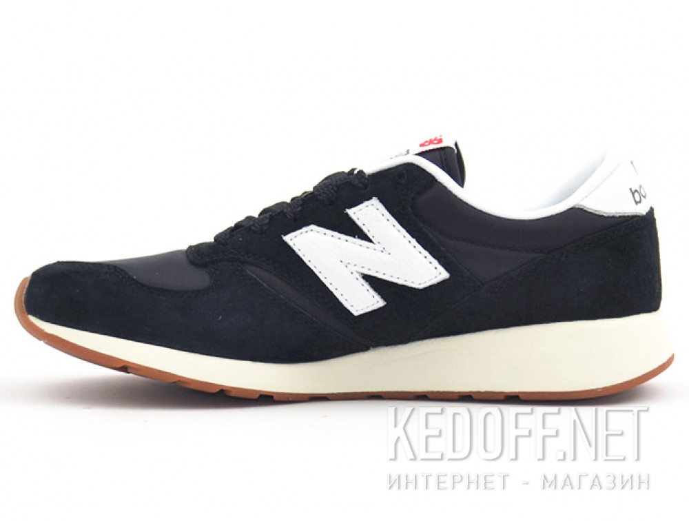 Мужская спортивная обувь New Balance MRL420SD   (чёрный) купить Киев