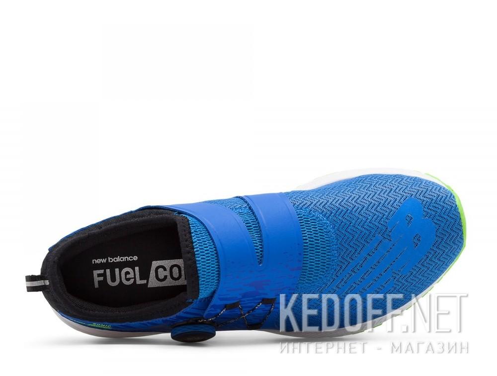 Мужские кроссовки New Balance FuelCore Sonic MSONIBL   (синий) все размеры