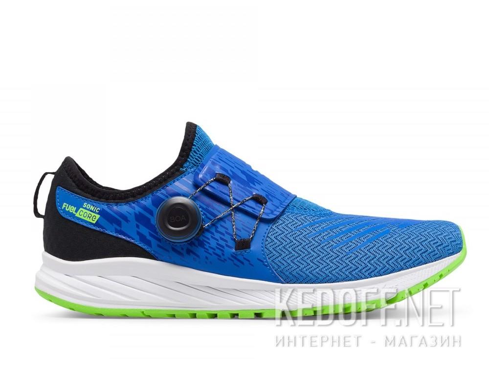 Оригинальные Мужские кроссовки New Balance FuelCore Sonic MSONIBL   (синий)