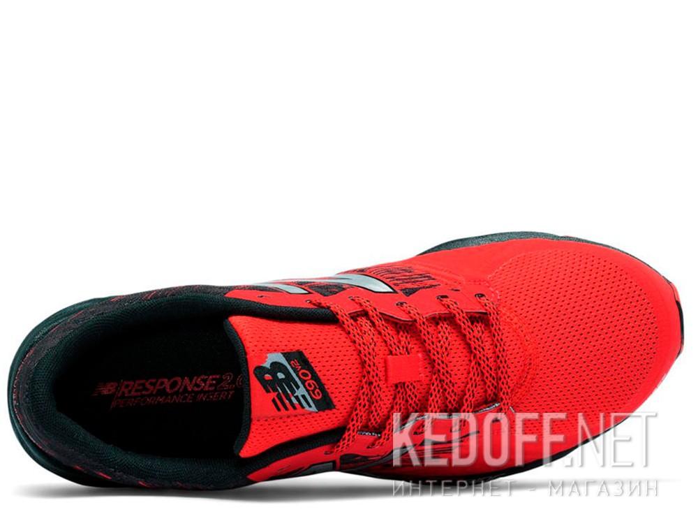 Оригинальные Мужские кроссовки New Balance MT690lA2 (чёрный/красный)