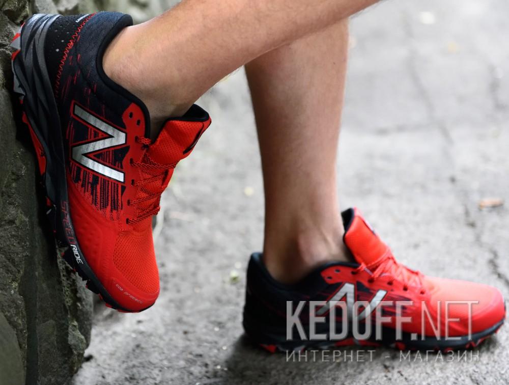 Цены на Мужские кроссовки New Balance MT690lA2 (чёрный/красный)