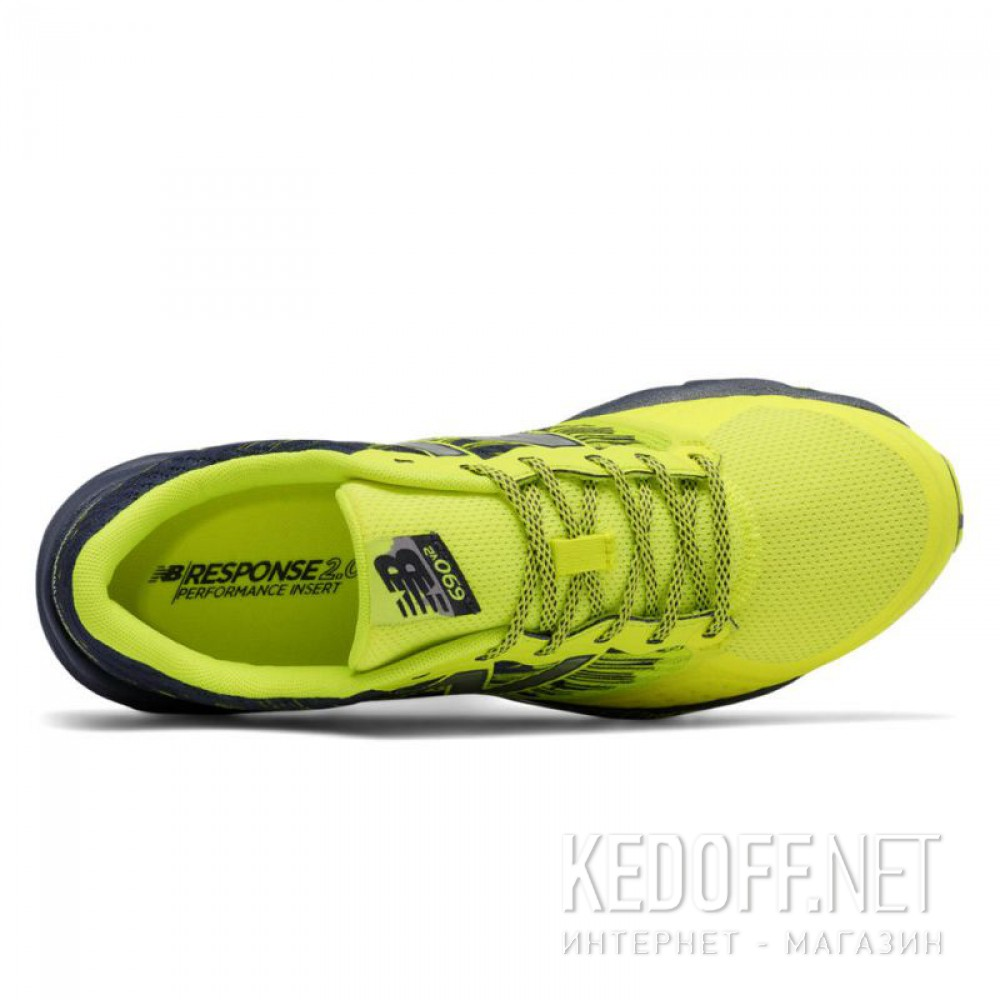 Кроссовки New Balance MT690LF2 унисекс   (жёлтый/серый) купить Киев