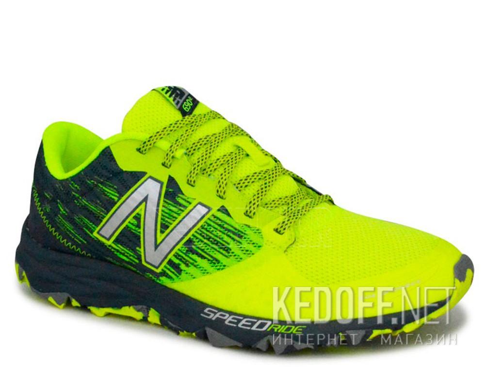 Купить Кроссовки New Balance MT690LF2 унисекс   (жёлтый/серый)