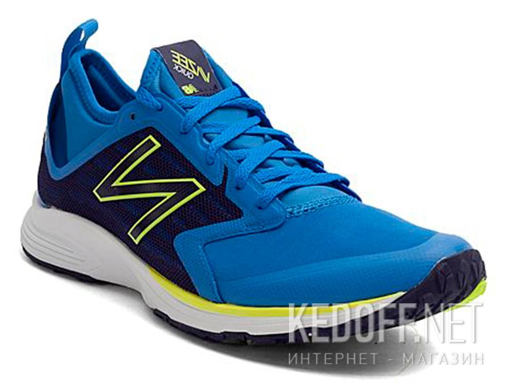 Мужские кроссовки New Balance MXQIKBB2   (синий) все размеры