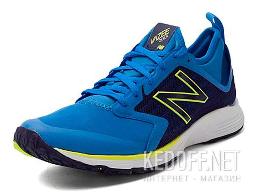 Оригинальные Мужские кроссовки New Balance MXQIKBB2   (синий)