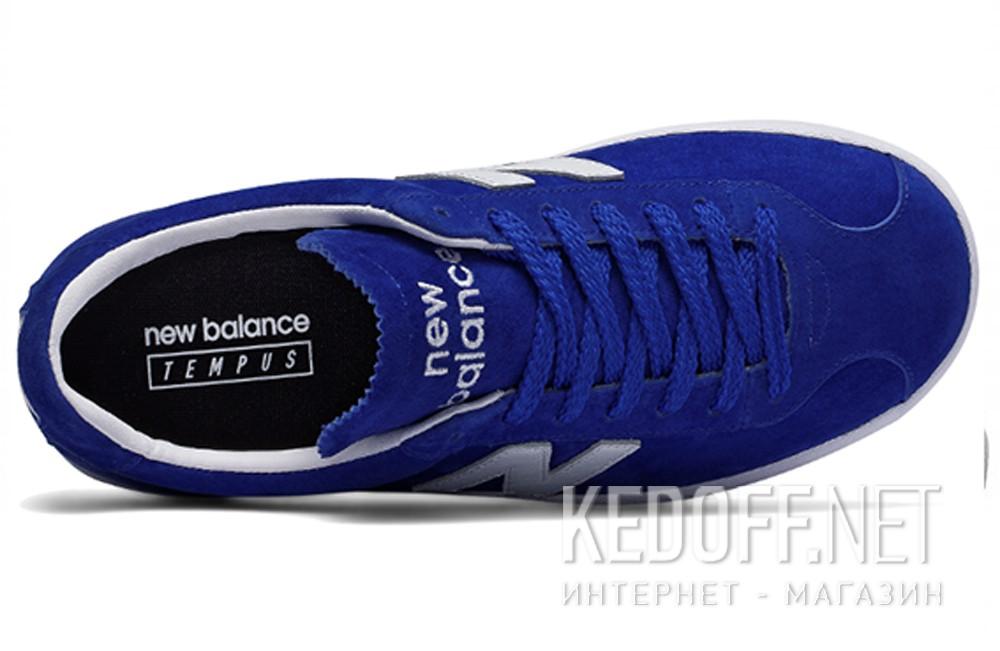 Мужские кеды New Balance TEMPUSWB   (синий) купить Киев