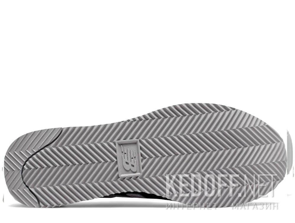 Мужские кроссовки New Balance U220BK   (чёрный) описание