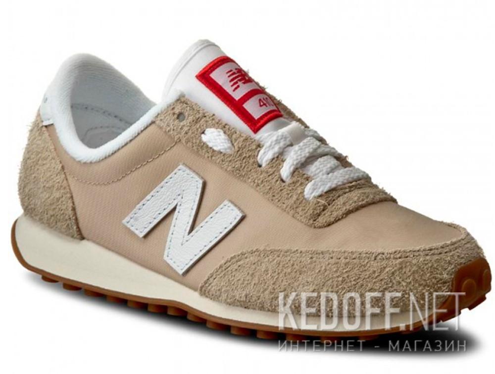 Купить Мужские кроссовки New Balance U410SD   (бежевый)
