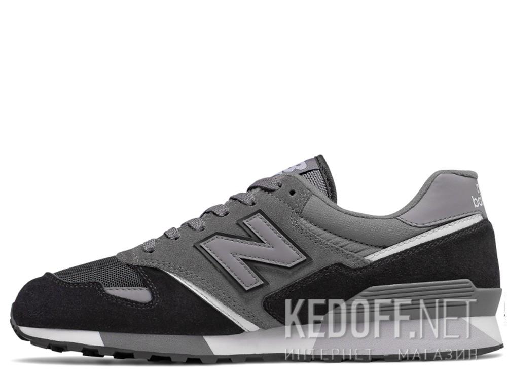 Кроссовки New Balance U446LGK унисекс   (тёмно-серый/чёрный/серый) купить Киев