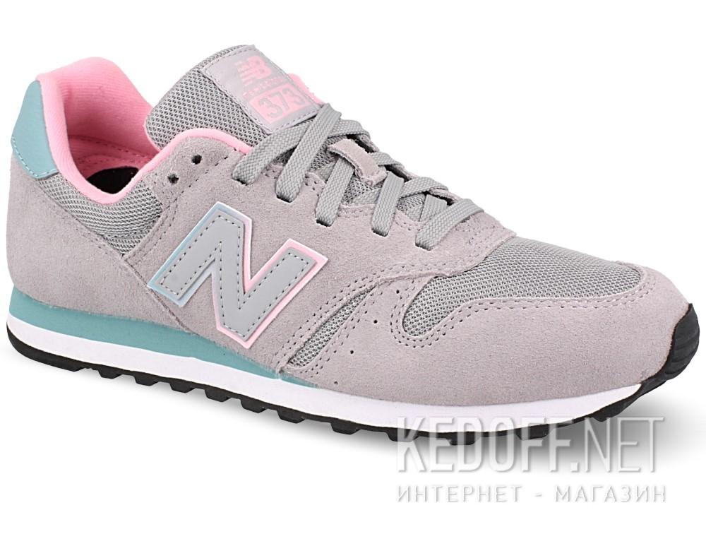 Купить Спортивная обувь New Balance WL373GT унисекс   (серый)