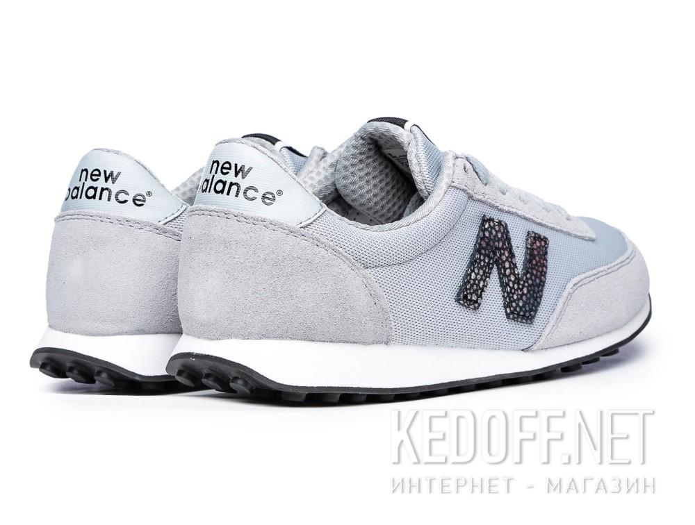 Женские кроссовки New Balance WL410BU (серый) описание