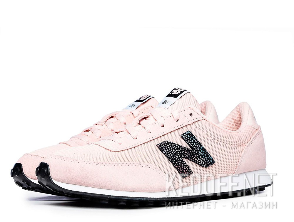 Оригинальные Женские кроссовки New Balance WL410PK (розовый)