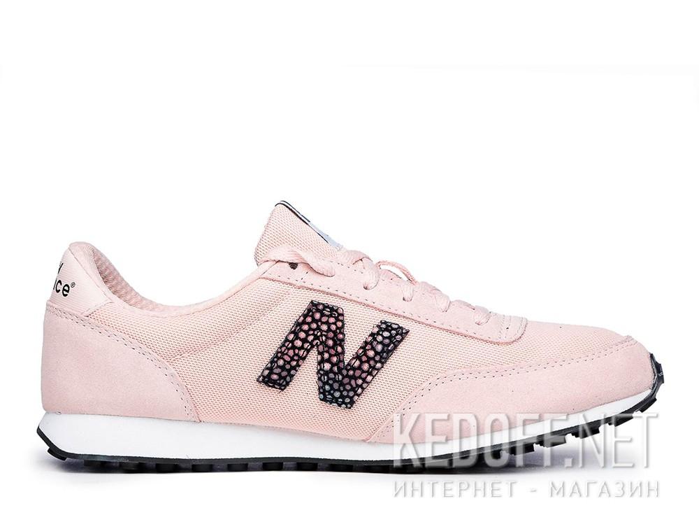 Женские кроссовки New Balance WL410PK (розовый) купить Украина