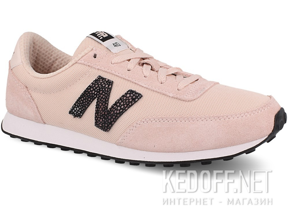 Купить Женские кроссовки New Balance WL410PK (розовый)