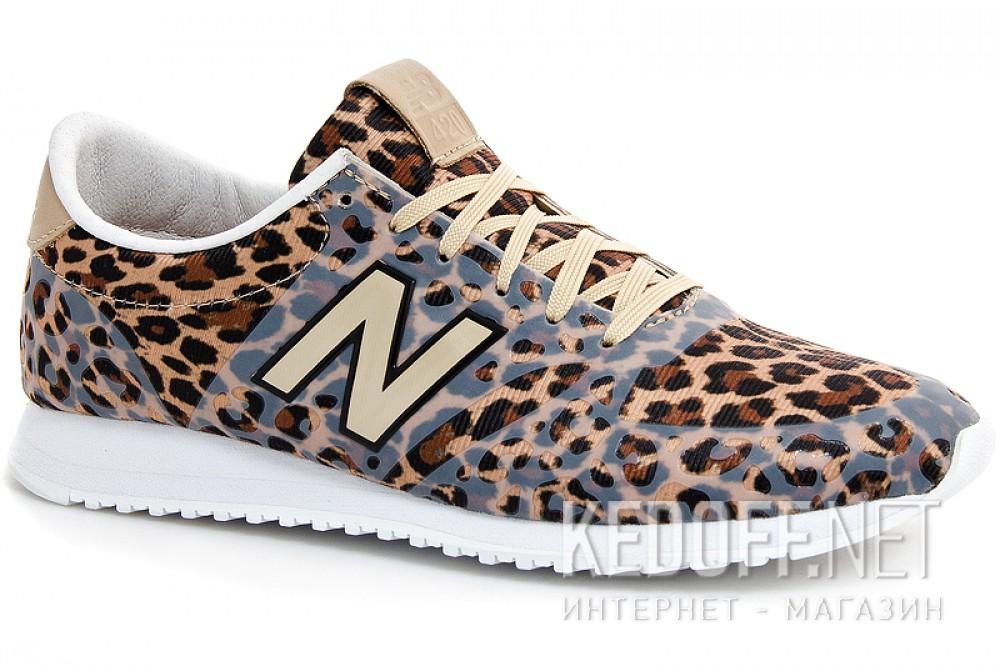 Женские кроссовки New Balance Wl420dfl Леопардовые