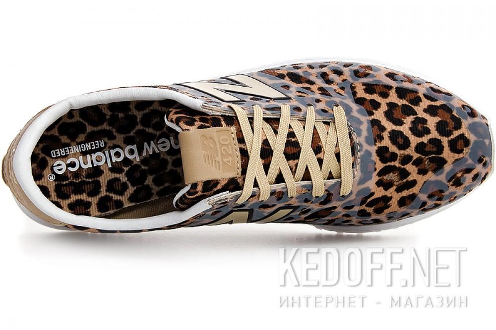 Жіночі кросівки New Balance Wl420dfl Леопардові