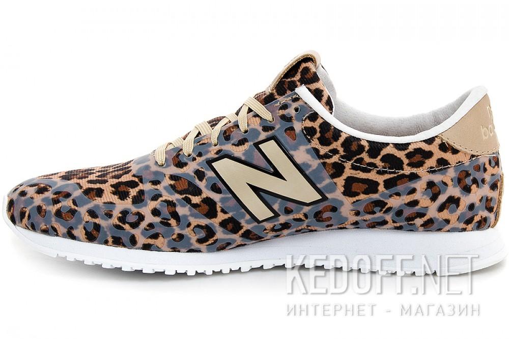 Women's sportshoes New Balance Wl420dfl Leopard