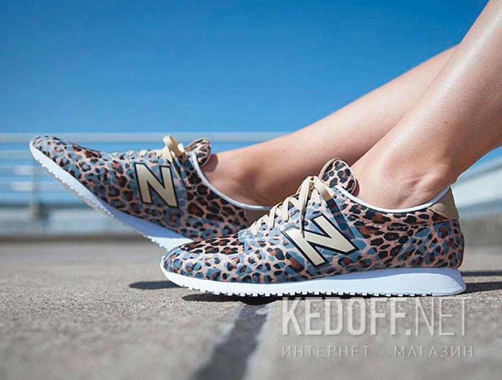 Жіночі кросівки New Balance WL420DFL (коричневий) все размеры