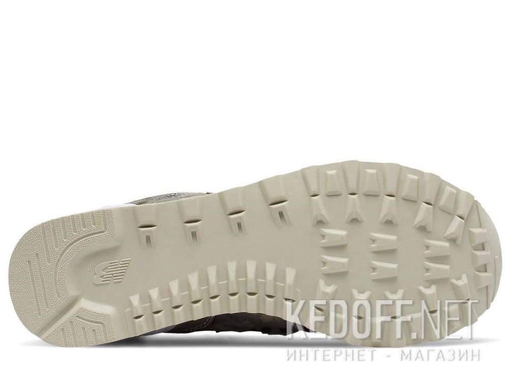 Кроссовки New Balance Wl574mwb унисекс   (хаки/оливковий/серый)
