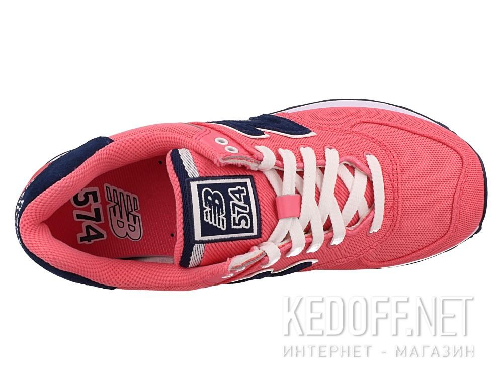 Оригинальные Женские кроссовки New Balance WL574POP