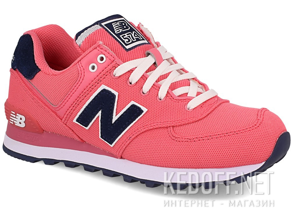 Купить Женские кроссовки New Balance WL574POP