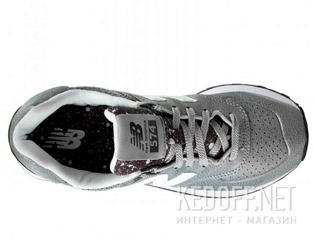 Кроссовки New Balance WL574RAC   (серебряный) купить Киев