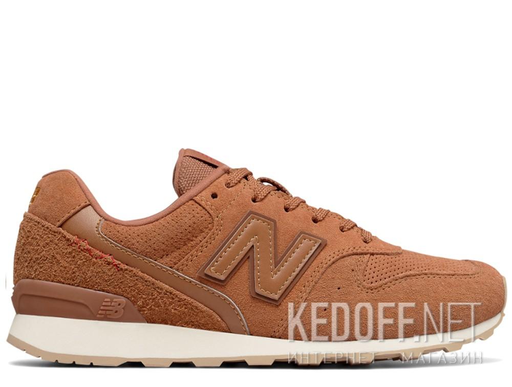 Оригинальные Кроссовки New Balance WR996BB унисекс   (светло-коричневый/коричневый)
