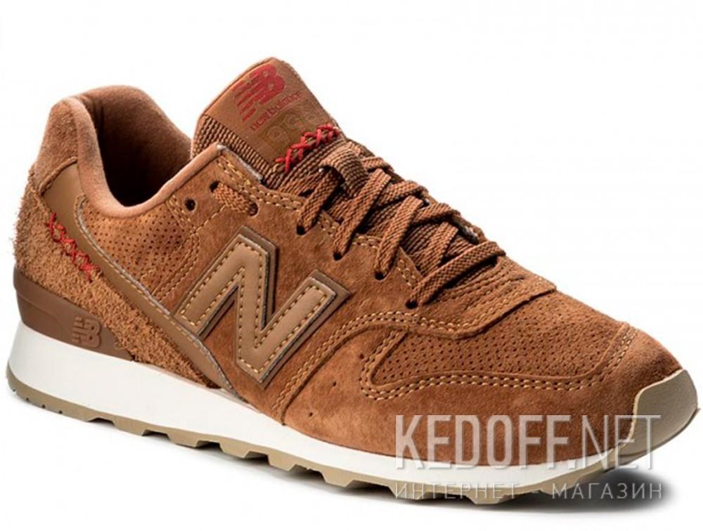 Купить Кроссовки New Balance WR996BB унисекс   (светло-коричневый/коричневый)