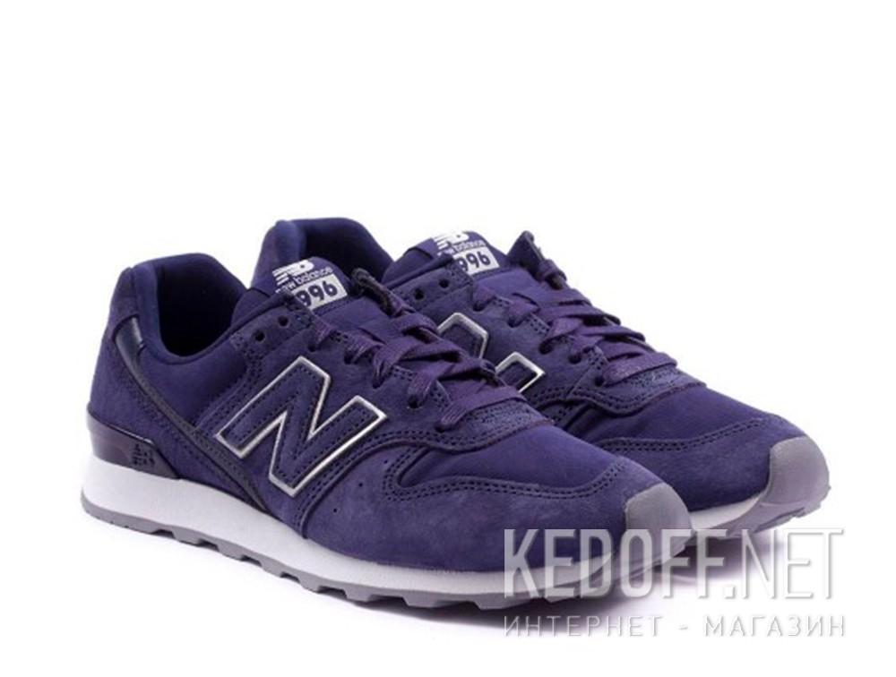 Женские кроссовки New Balance WR996HT (тёмно-синий) купить Украина