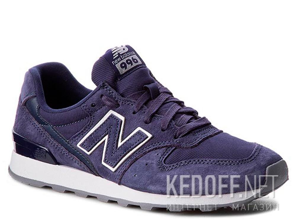 Купить Женские кроссовки New Balance WR996HT (тёмно-синий)