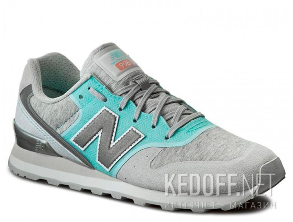Купить Женские кроссовки New Balance WR996NOB