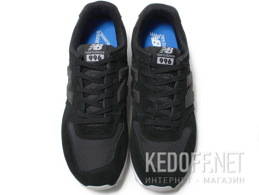 Кроссовки New Balance WR996SB унисекс   (тёмно-синий/чёрный) купить Киев