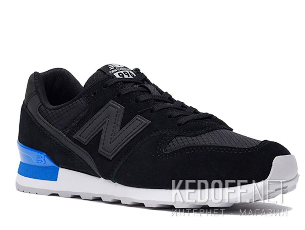 Купить Кроссовки New Balance WR996SB унисекс   (тёмно-синий/чёрный)
