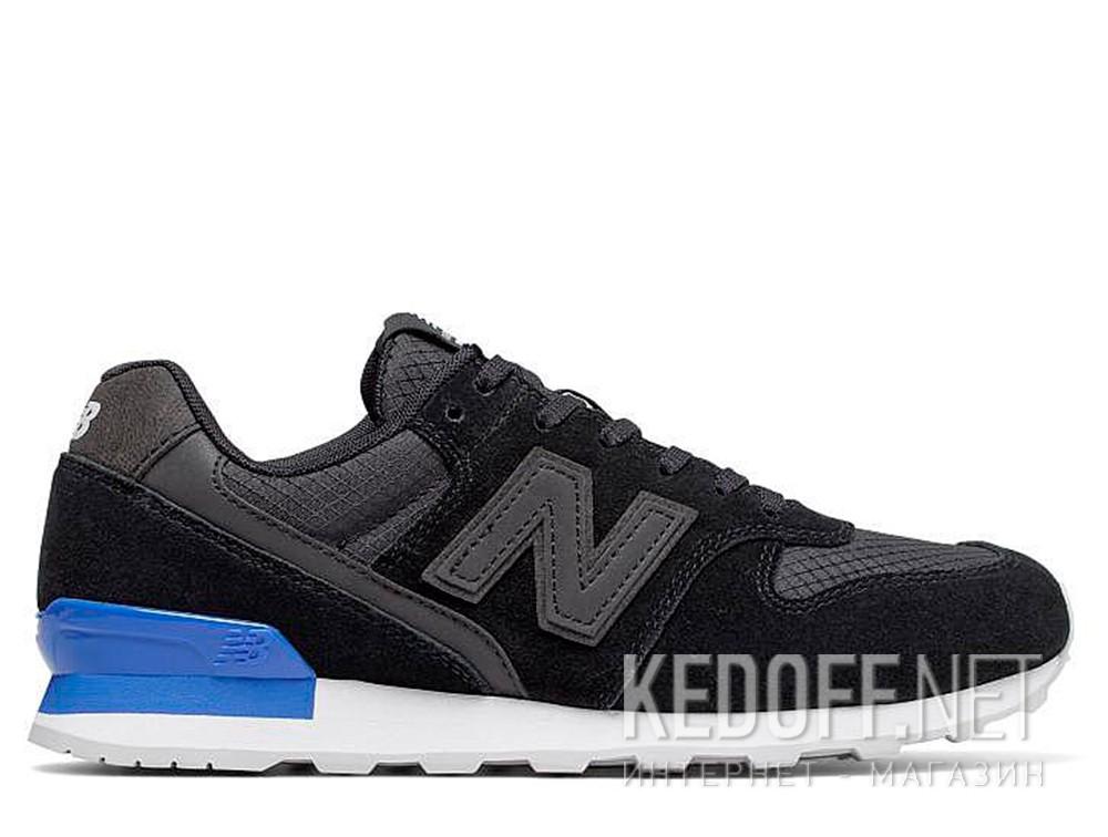 Оригинальные Кроссовки New Balance WR996SB унисекс   (тёмно-синий/чёрный)