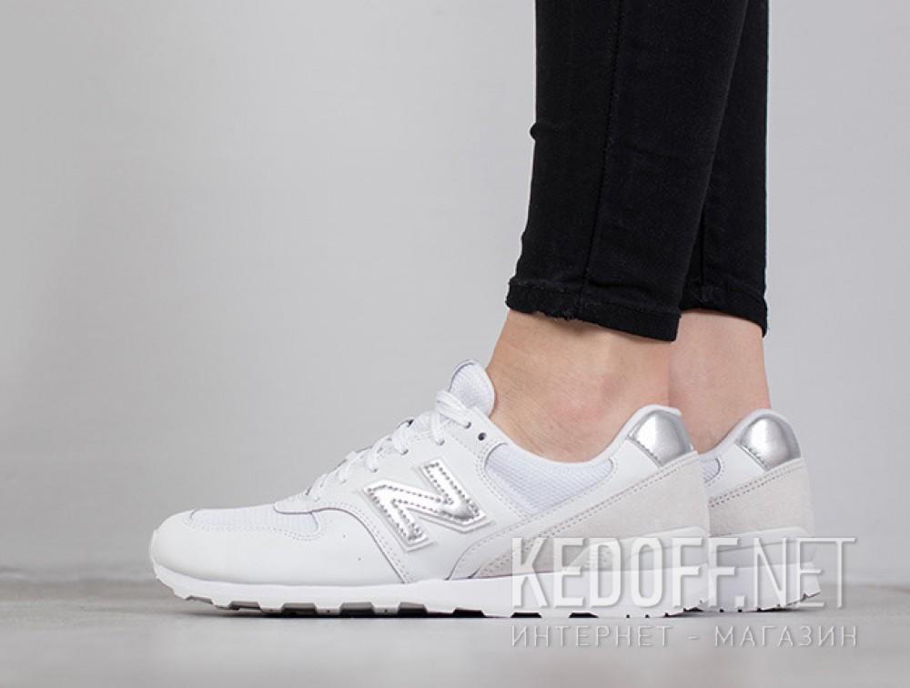 Текстильная обувь New Balance Wr996wm унисекс   (белый) все размеры