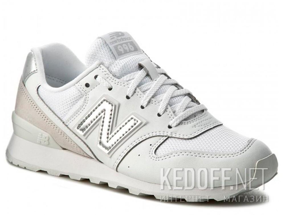 Купить Текстильная обувь New Balance Wr996wm унисекс   (белый)