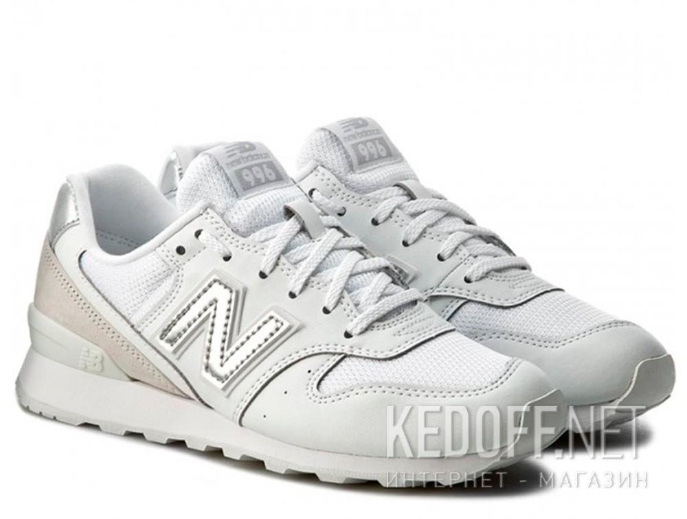 Текстильная обувь New Balance Wr996wm унисекс   (белый) купить Украина