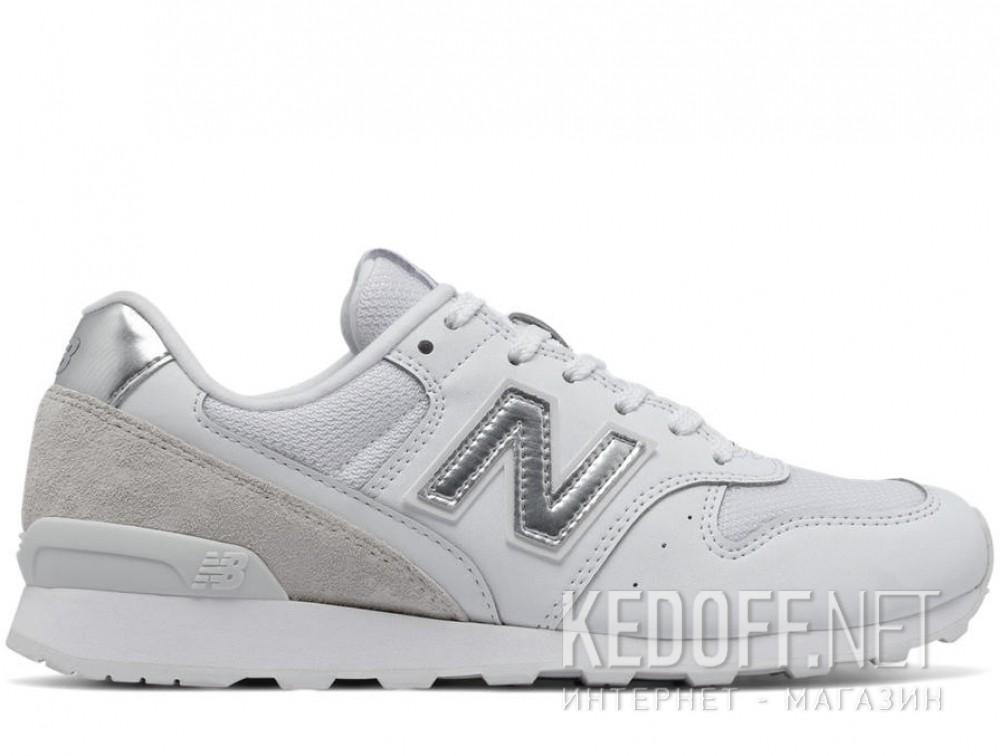 Текстильная обувь New Balance Wr996wm унисекс   (белый) купить Киев