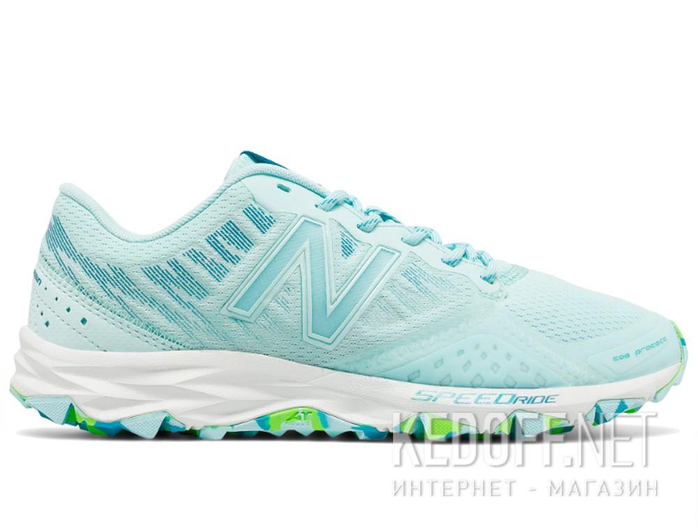 Женские кроссовки New Balance WT690RO2   (бирюзовый) купить Украина