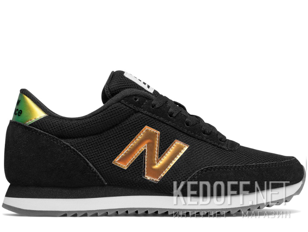 Женские кроссовки New Balance WZ501RM    (золотистий/чёрный) купить Украина