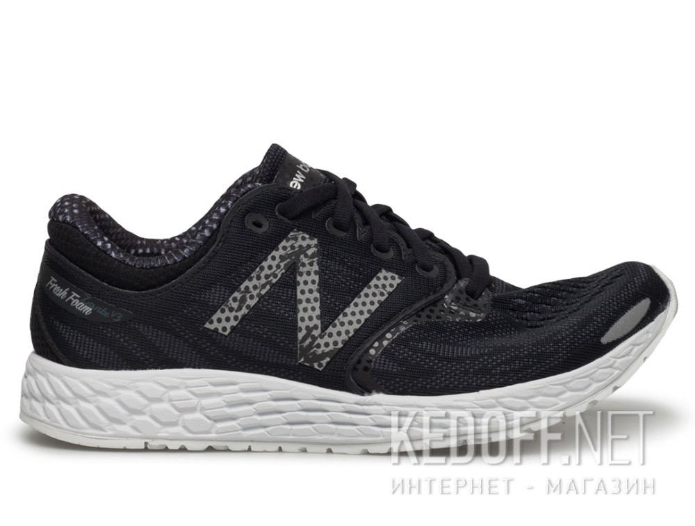 Кроссовки New Balance Fresh Foam Zante WZANTXG3 унисекс   (чёрный) купить Украина