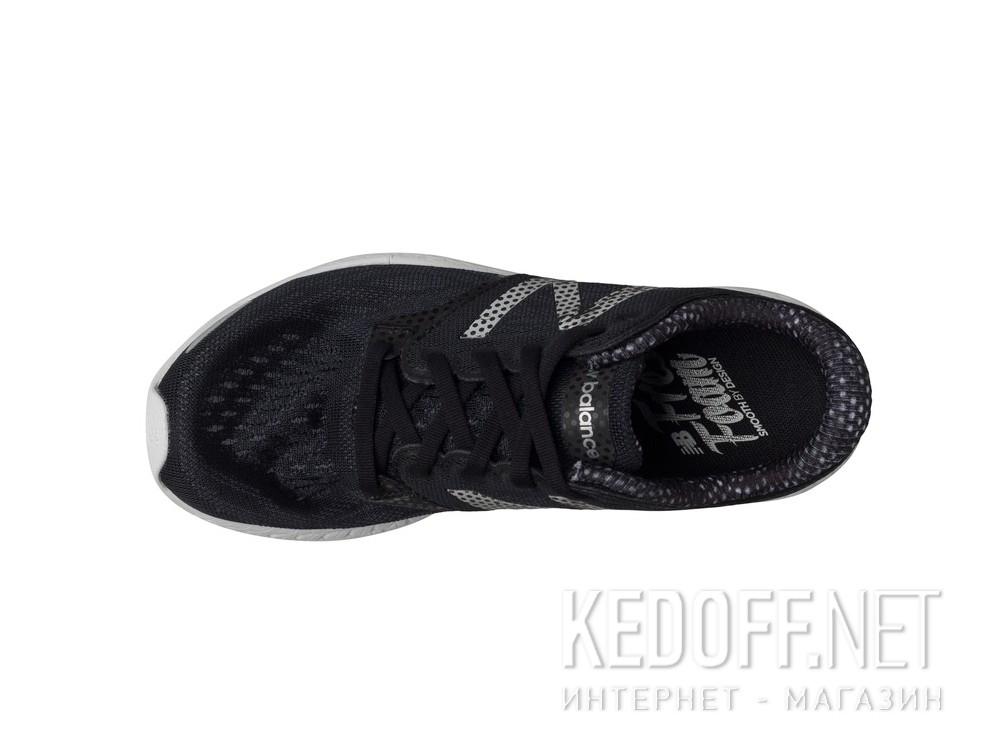Кроссовки New Balance Fresh Foam Zante WZANTXG3 унисекс   (чёрный) купить Киев