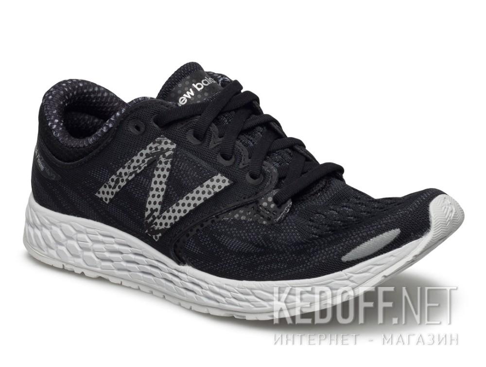 Купить Кроссовки New Balance Fresh Foam Zante WZANTXG3 унисекс   (чёрный)
