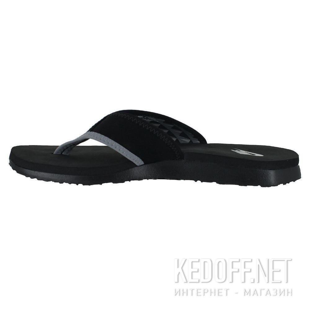 Сланцы и шлепанцы Nike 307812-018 унисекс   (чёрный/серый) купить Украина