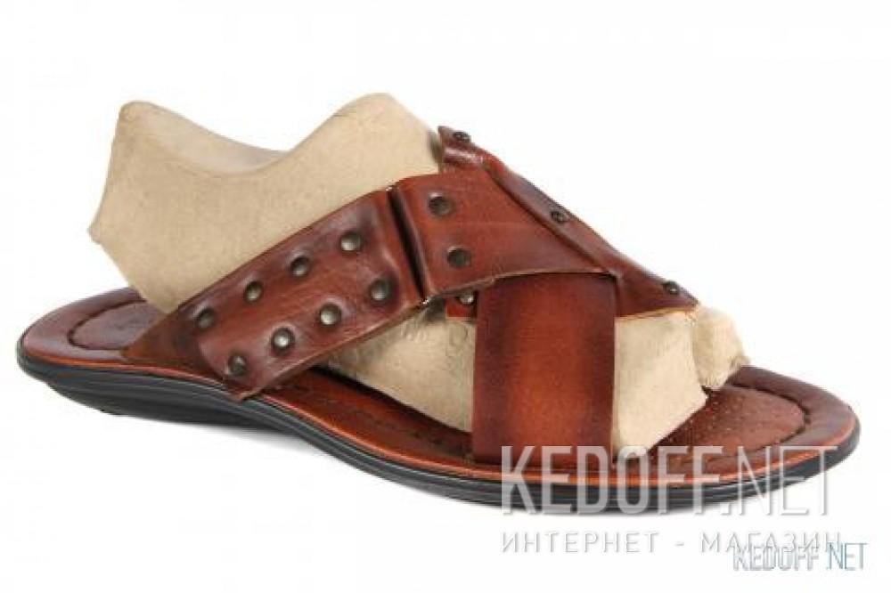 Купить Мужские сандалии Subway SX 107   (коричневый)