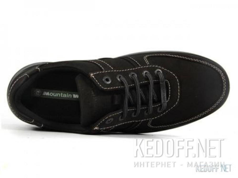 Мужские Forester 4508-0227 Черный нубук